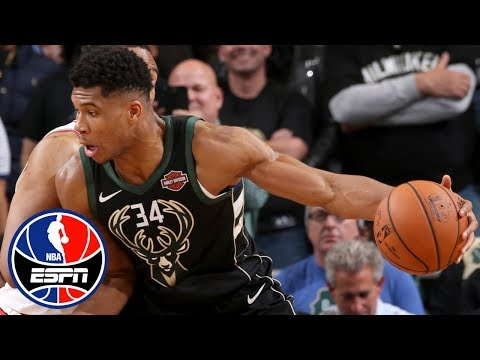 Giannis Antetokounmpo, Bucks storm past the Bulls in the second half | NBA Highlights