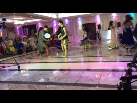 Engagement Party Dance by Groom's Family