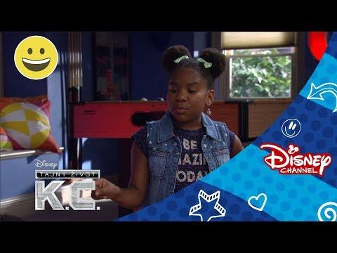 Tajný život K.C. - Stoka. Pouze na Disney Channel!