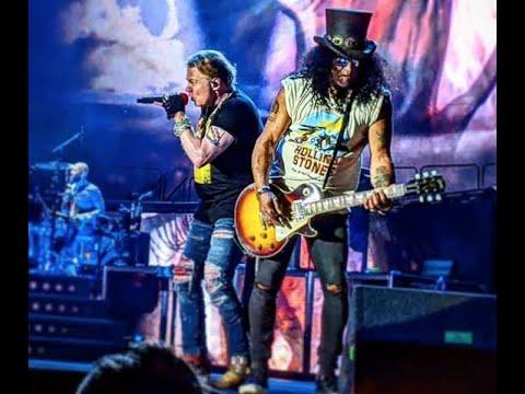 Guns N' Roses Hershey Park July 31, 2021 Concert Recap