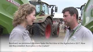 Fendt Field Day 2018: The new Fendt Rotana models