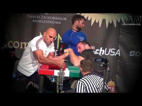 WorldArm 2017 - Vrezh Sedrakyan vs Davit Samushia (Вреж Седракян против Давида Самушия) (EPIC MATCH)