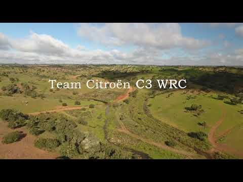 Testes Sebastien Ogier Citroën C3 Wrc Mértola Corte do Pinto