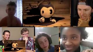 Gambar cover Spotlight, but I mashed it up with Reese's Puffs rap (Bendy Puffs) [REACTION MASH-UP]#82