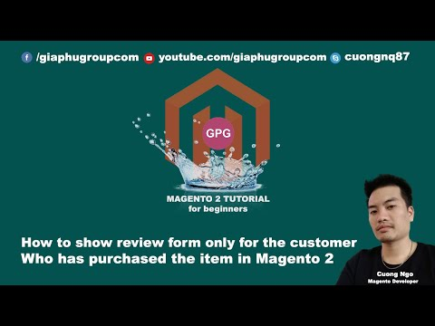 How to show review form only for the customer who has purchased the item in Magento 2