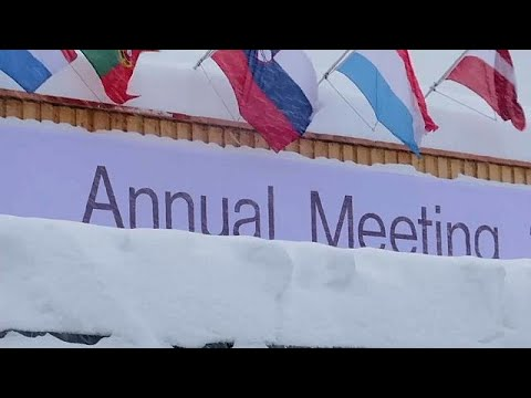 euronews (deutsch): Trump in Davos - das grosse Fragezeichen