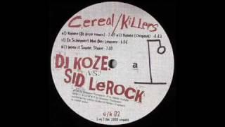 DJ KOZE vs  Sid LeRock - Naked