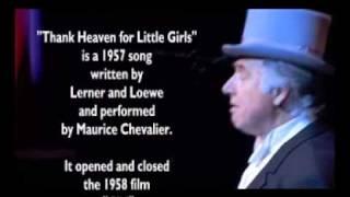 """""""Thank Heaven for LIttle Girls"""" By Tony Sandler"""
