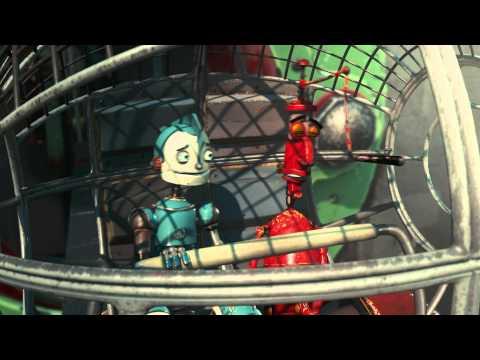 Мультфильм родни роботы