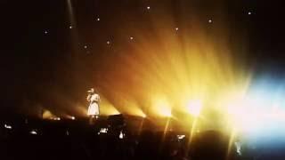 Raisa - Kali Kedua (live in concert handmade tour bandung 2016) + ending of concert