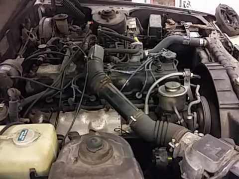 1982 toyota cressida engine