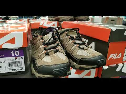Costco! FILA Men's Day Hiker Shoes! $19