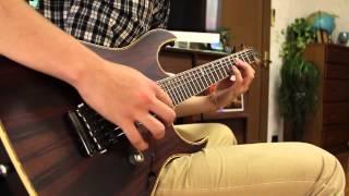 Emperor - Nonus Aequilibrium  Guitar cover