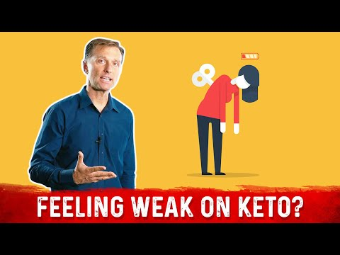 Not Hungry on Keto, Yet Still Feeling Weak?
