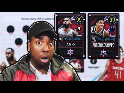 HOW TO GET ALL STAR MASTERS FOR FREE IN NBA LIVE MOBILE SEASON 4!!!