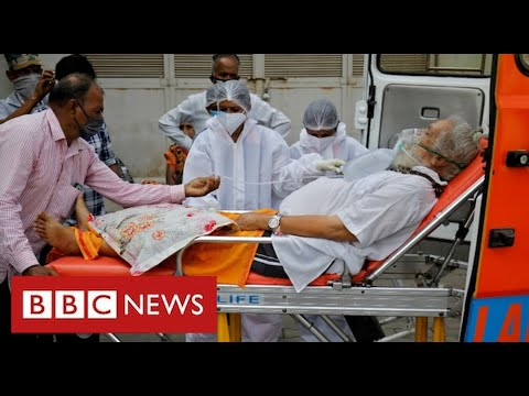 Pressure in India for national lockdown with more than 20 million Covid cases recorded - BBC News
