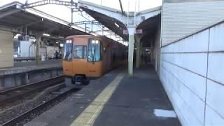 近鉄22000系特急大阪上本町行き発車