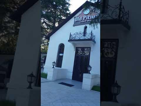 пицунда#абхазия#отель old pitius#отдых