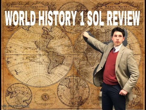 World History SOL Review In One Take