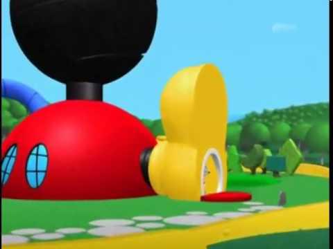A casa do mickey youtube - Youtube casa mickey mouse ...