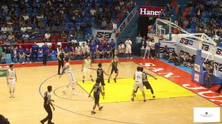 Game 1, UAAP 80 Juniors Basketball Finals, Feb 23, 2018