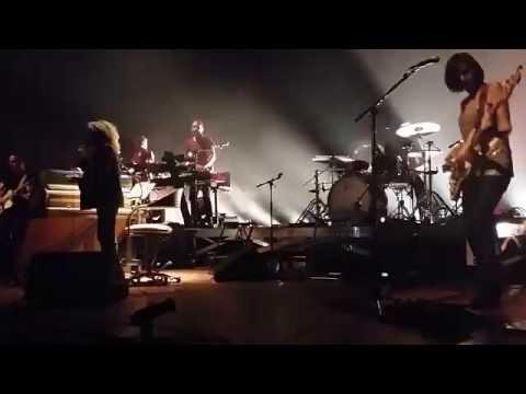 Christophe Aline et le final concert Toulouse