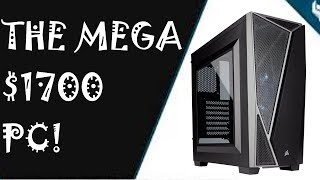 The MEGA $1700 PC 2018 ft. Ryzen 2700x | Outnumbers every game and application