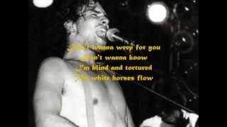 """Jeff Buckley """"Mojo pin"""" lyrics"""