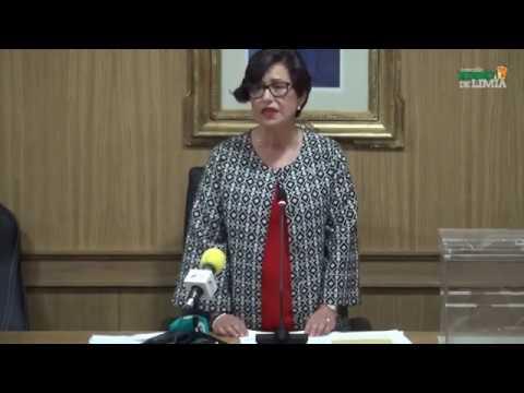 Discurso toma posesión Elvira Lama
