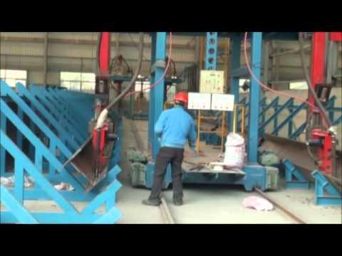 H BEAM PRODUCTION LINE BOX BEAM PRODUCTION LINE