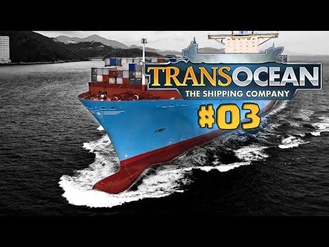 TRANS OCEAN Lets Play deutsch - #003  Just in Time | Trans Ocean Gameplay