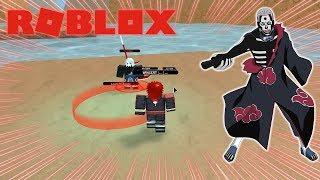 How to get the JASHIN (the best sub jutsu?!) → Roblox NRPG Beyond [Alpha] 🎮