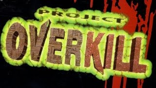 Classic Game Room - PROJECT OVERKILL review for PlayStation