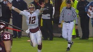 Matt Ryan Remembers His Comeback Win Against Virginia Tech