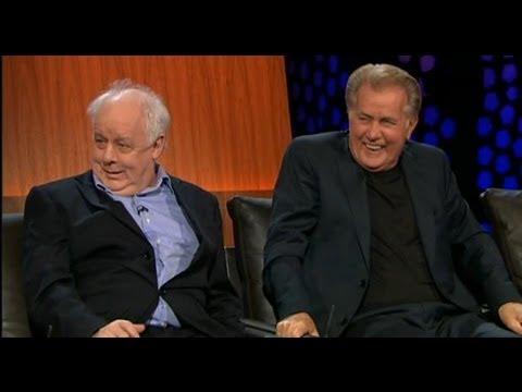 Martin Sheen and Jim Sheridan discuss 'The Gathering'