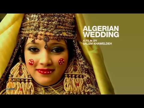 algerian wedding traditions.عرس جزائري