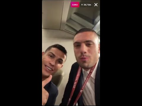 Cristiano Ronaldo Türkçe Küfrediyor \
