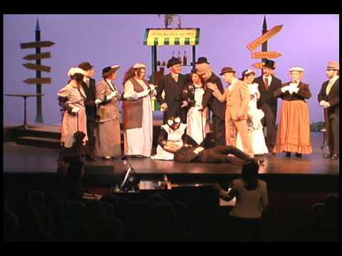 "Sullivan - The Zoo (Ottawa Savoy Society, 2009) - ""Help! Ah, help!"""