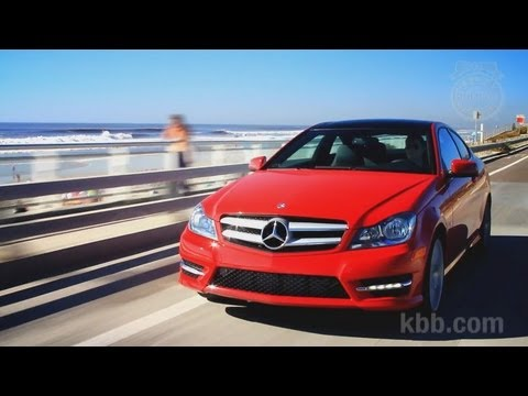 2012 Mercedes-Benz C-Class Video Review - Kelley Blue Book