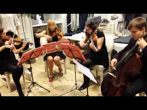 The Love Cats, The Cure by Xavior Quartet