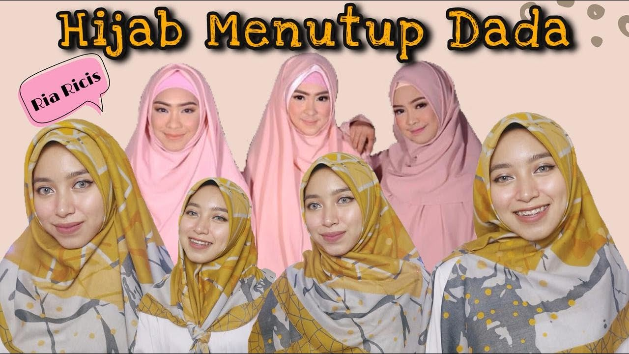 Tutorial Hijab Ria Ricis Tren 2020 Ll Wajib Nonton The Ricis Hijab Tutorial Youtube
