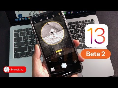 iOS 13 beta 2 นำ 3D Touch กลับมาแล้ว พร้อมโหมดถ่ายภาพใหม่!