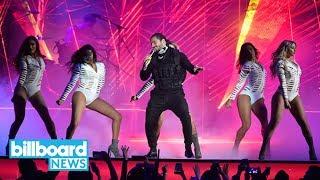 Maluma Spices It Up With 'El Préstamo' Performance at Billboard Latin Music Awards | Billboard News