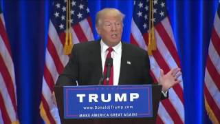 Donald Trump Anti Hillary Clinton FULL Speech 6/22/16