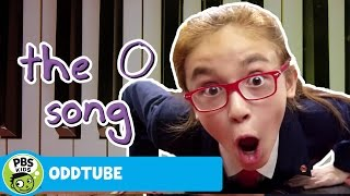 Oddtube  The O Song  Pbs Kids