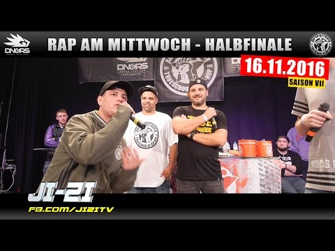 RAP AM MITTWOCH KÖLN: 16.11.16 BattleMania Halbfinale feat. JI-ZI, KROM uvm. (3/4) GERMAN BATTLE