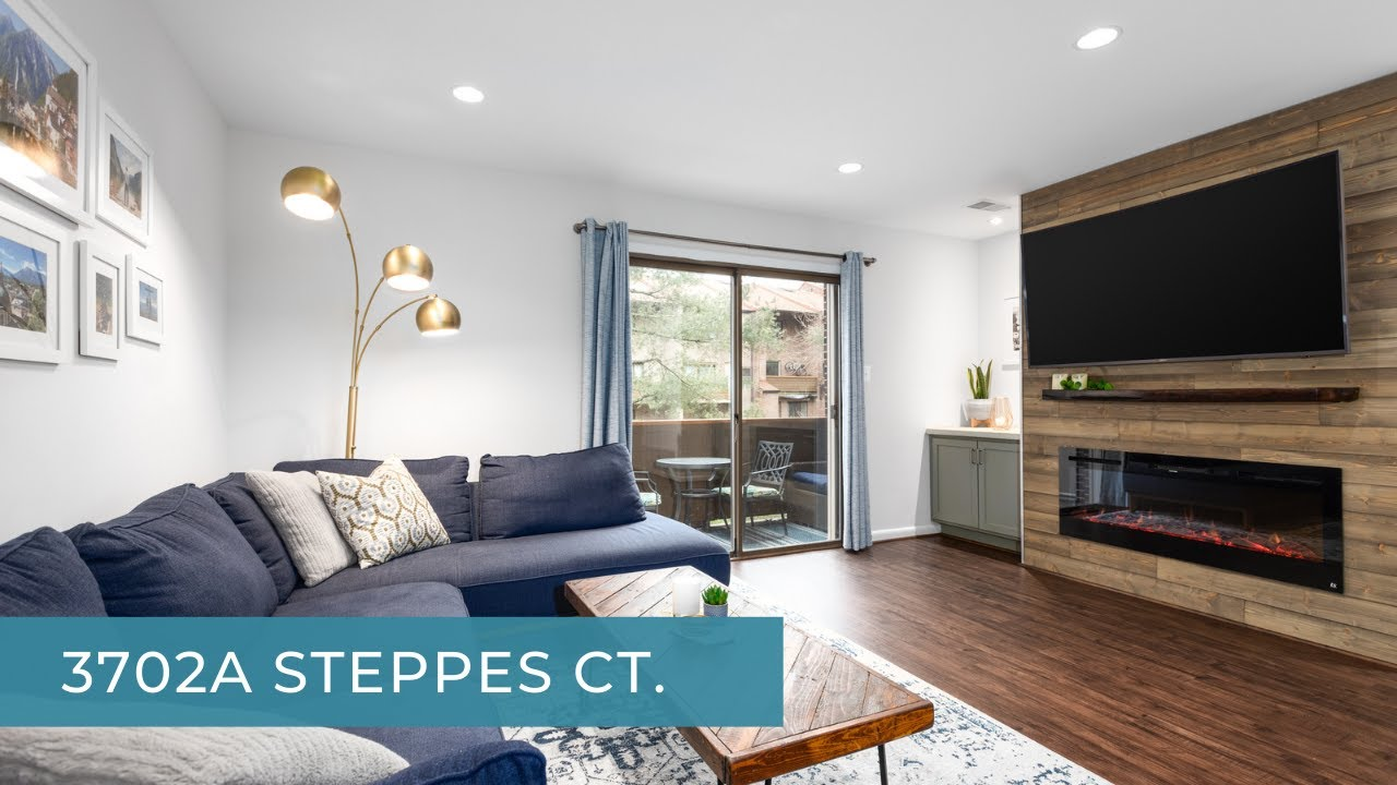 3702A Steppes Ct  | Townhome for Sale | The Davenport Group