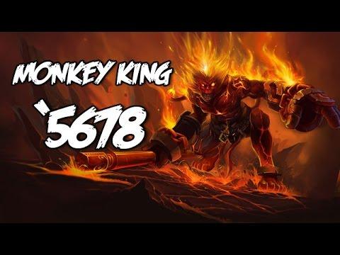 Hon เกรียนๆ Let's play Monkey king คนจริงต้องตีบ้าน By ตั้น'5678
