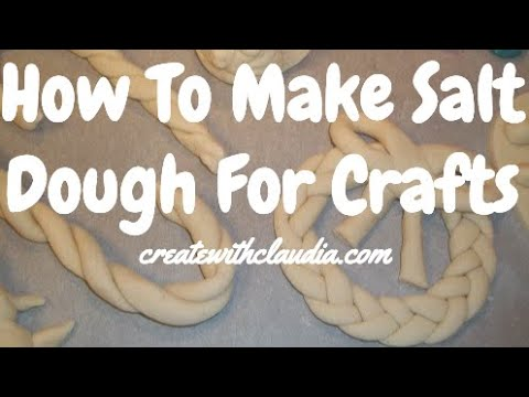 How to Make Salt Dough for Crafts | FeltMagnet Salt Dough Map Of Washington State on water map of washington state, weather map of washington state, printable map of washington state,