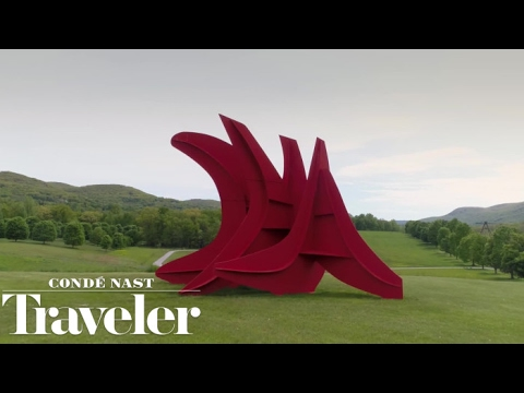 Storm King by Drone | Condé Nast Traveler